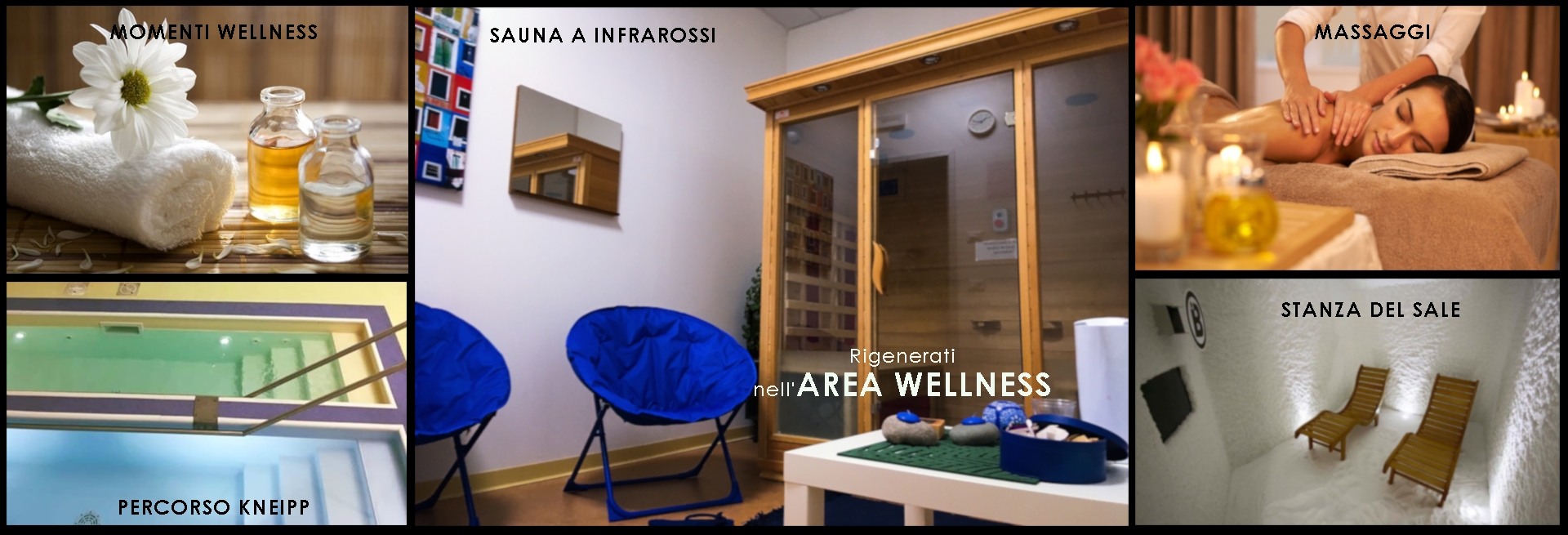Wellness Palestra Station
